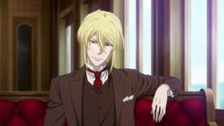 TVアニメ「憂国のモリアーティ」第10話より。