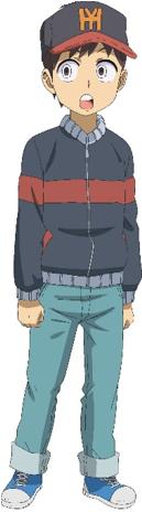 ケンジ(CV:天﨑滉平)
