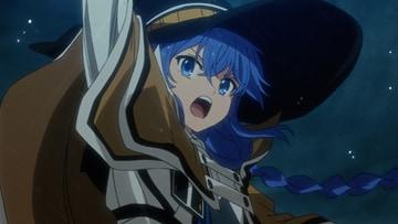 TVアニメ「無職転生 ~異世界行ったら本気だす~」より。