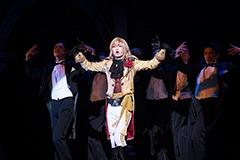 佐々木喜英演じるドルイット子爵。
