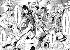「青の教団編」では、「寄宿学校編」に登場したキャラクターたちが歌って踊る……?