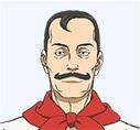 宝田嘉樹(CV:島田敏) / カレー激戦区の札幌でありながら、繁盛店をつくるほどの腕の持ち主。ミナレに対して声を荒げることも多いが、接客スキルを褒めてもいる。