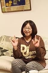 """高橋留美子本人による""""あの手""""の再現。"""