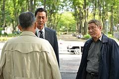 ビートたけしは、マル暴の刑事・村上役で「龍三と七人の子分たち」にも出演している。