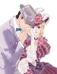 「さいとうちほ画集 NEE LA ROSE-薔薇に生まれて-」に収録されたイラスト。