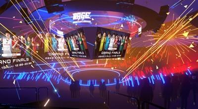 2020年3月には、「cluster」の技術を利用したeスポーツ専用VR施設「V-RAGE」β版がオープンし、VR空間でのeスポーツ観戦が可能となった。