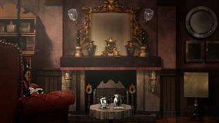 TVアニメ「シャドーハウス」のPVより。
