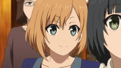 TVアニメ「SHIROBAKO」第12話より。