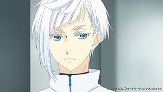 アニメ「スケートリーディング☆スターズ」より。