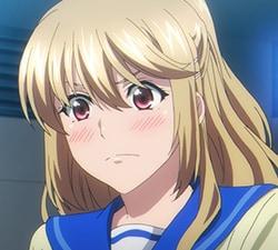 OVA「ストライク・ザ・ブラッドⅣ」より、藍羽浅葱。