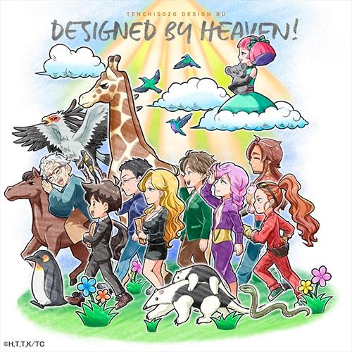 パライソ☆社員スターズ「DESIGNED BY HEAVEN!」