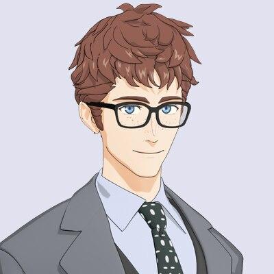 オリバー・ソーントン(CV:神谷浩史)