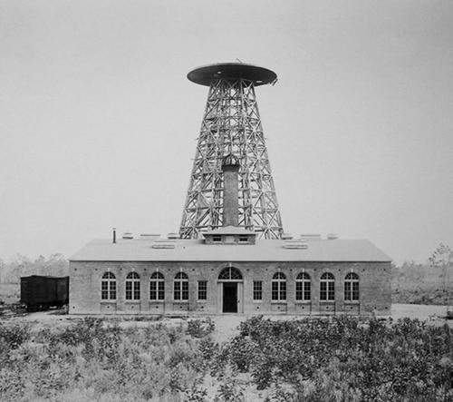今はなきウォーデンクリフ・タワー。
