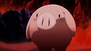 「七つの大罪 憤怒の審判」より、久野美咲が声を当てたホーク。