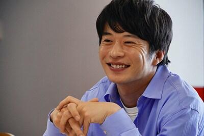 田中圭演じる大悟。