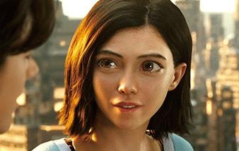 アリータ(ローサ・サラザール)