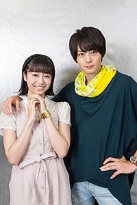左から高田夏帆、犬飼貴丈。