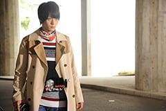 「仮面ライダー平成ジェネレーションズFINAL ビルド&エグゼイドwithレジェンドライダー」より、桐生戦兎。