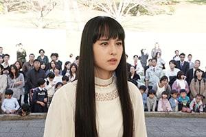 「平成仮面ライダー20作記念 仮面ライダー平成ジェネレーションズ FOREVER」より、大幡しえり演じるツクヨミ。