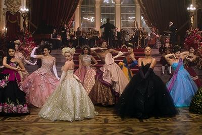 ロバートの妃を選ぶために催される舞踏会より。