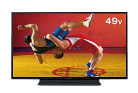 Panasonic「4Kダブルチューナー・HDD&BDドライブ内蔵ビエラ GR770シリーズ」