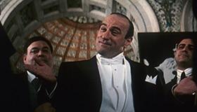 「アンタッチャブル」より、ロバート?デ?ニーロ演じるアル?カポネ。(写真提供:Paramount Pictures / Photofest / ゼータ イメージ)