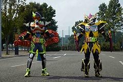 「仮面ライダー平成ジェネレーションズ Dr.パックマン対エグゼイド&ゴースト with レジェンドライダー」より。