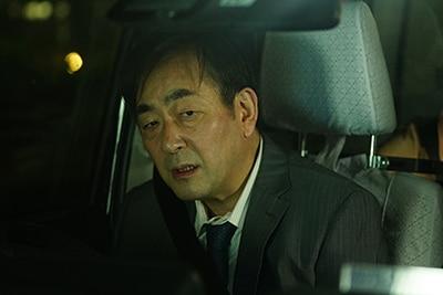菅原大吉演じる西門静男。