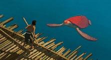 「レッドタートル ある島の物語」より。