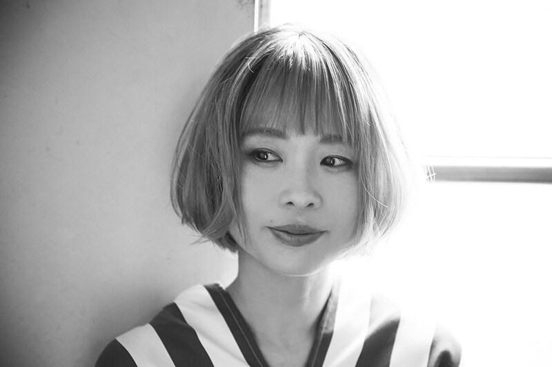 鳥飼茜 anan©マガジンハウス / 撮影 小笠原真紀