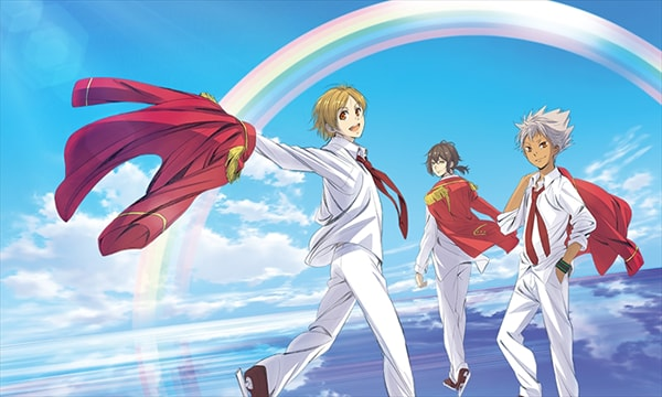 「KING OF PRISM -PRIDE the HERO-」