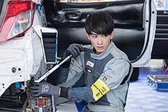 「OVER DRIVE」より、町田啓太演じる増田順平。