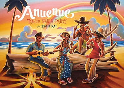 DANCE EARTH PARTY「Anuenue」豪華盤