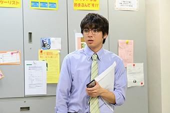 「SEDAI WARS」より、山田裕貴演じる柏木悟。