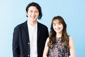 映画「すくってごらん」尾上松也×百田夏菜子インタビュー