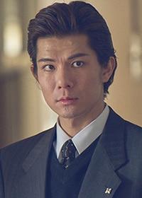 柿澤勇人演じる津田口亮介。