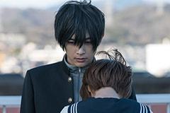 「トモダチゲーム 劇場版」より、吉沢亮演じる片切友一。