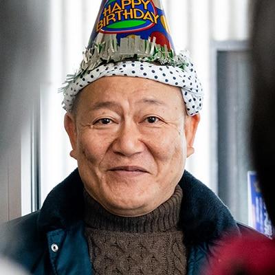 漁師のヤスさん(國村隼)