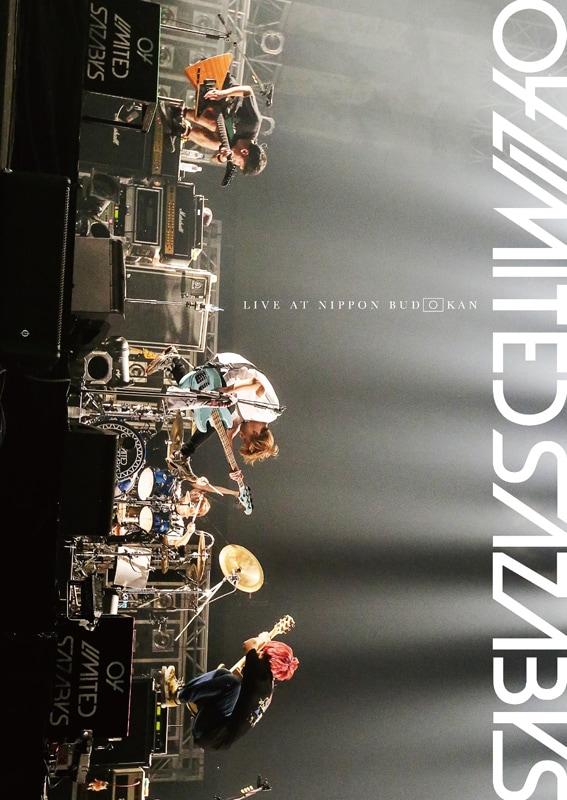 04 Limited Sazabys「2nd MOVIE『LIVE AT NIPPON BUDOKAN』」初回限定盤 / Blu-ray