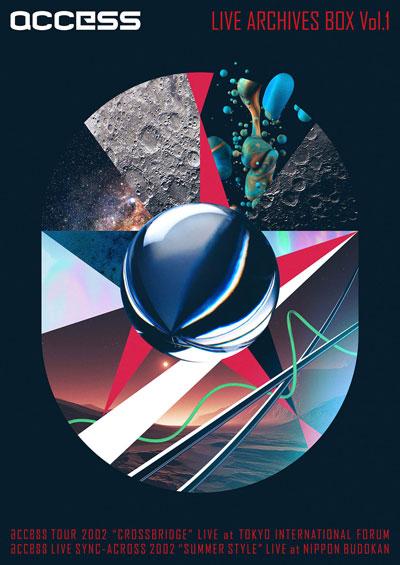 access「LIVE ARCHIVES BOX Vol.1(DVD)」