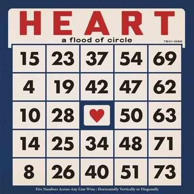 a flood of circle「HEART」
