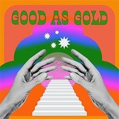 AI「GOOD AS GOLD」ジャケット