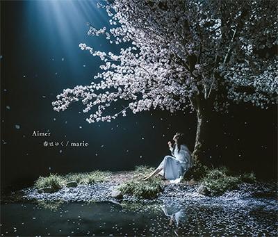 Aimer「春はゆく / marie」初回限定盤