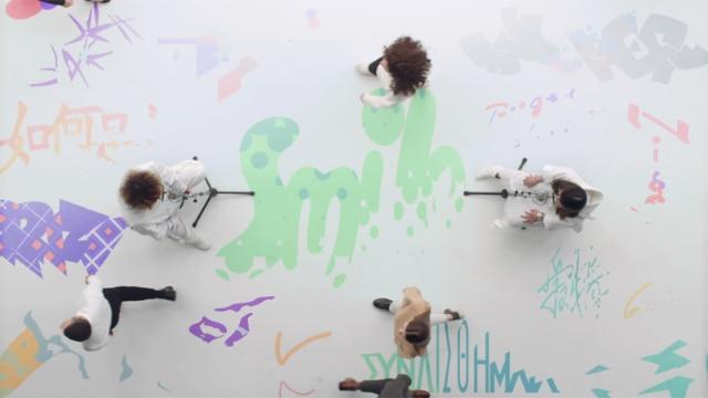 Aimer「地球儀 with Vaundy」ミュージックビデオより。