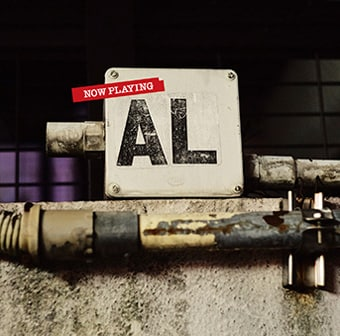 AL「NOW PLAYING」
