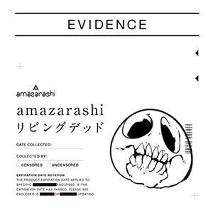 amazarashi「リビングデッド」初回限定盤