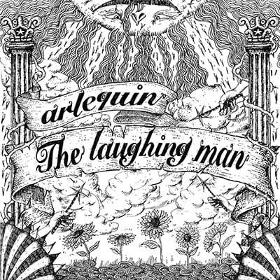 アルルカン「The laughing man」通常盤