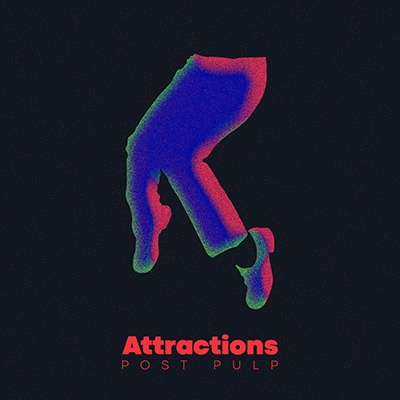 Attractions「POST PULP」初回限定盤