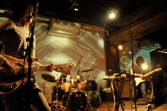 「avengers in sci-fi presents (THE DARKSIDE OF) SCIENCE ACTION」2008年9月21日@SuperDeluxe(Photo by Ryo Nakajima)