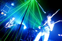 「ACCESS ALL UNIVERSE TOUR」2009年2月28日@UNIT(Photo by Yuki Akase)